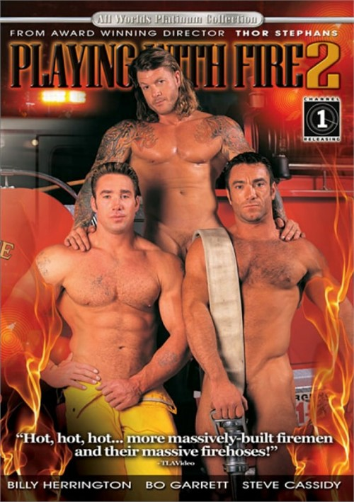 Playing With Fire 2 Boxcover