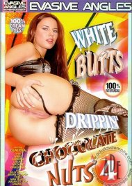 White Butts Drippin' Chocolate Nuts 4 Porn Video