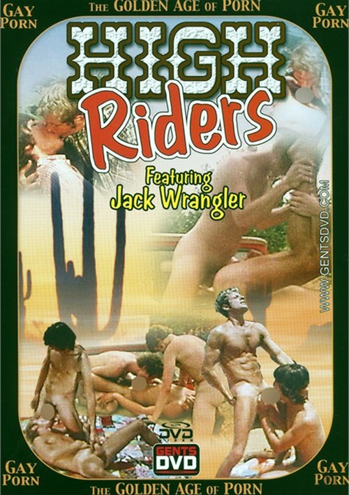Golden Age of Porn, The: High Riders Boxcover