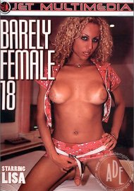 Barely Female Totally She-Male 18 Porn Video