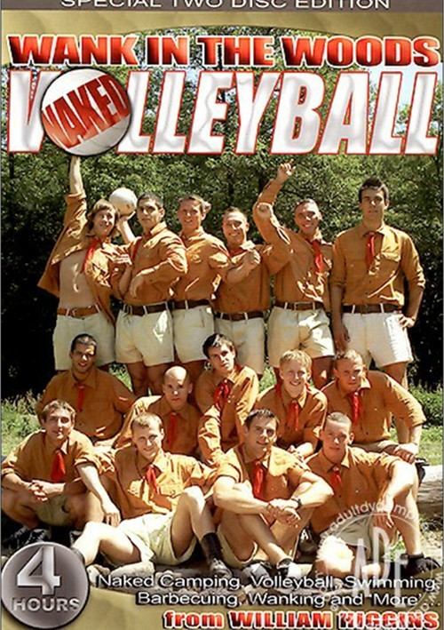 Wank In The Woods: Naked Volleyball