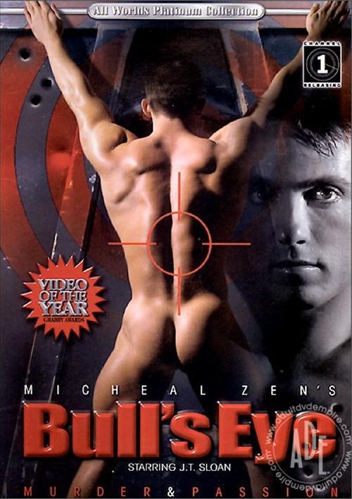 Bullseye Cover Front
