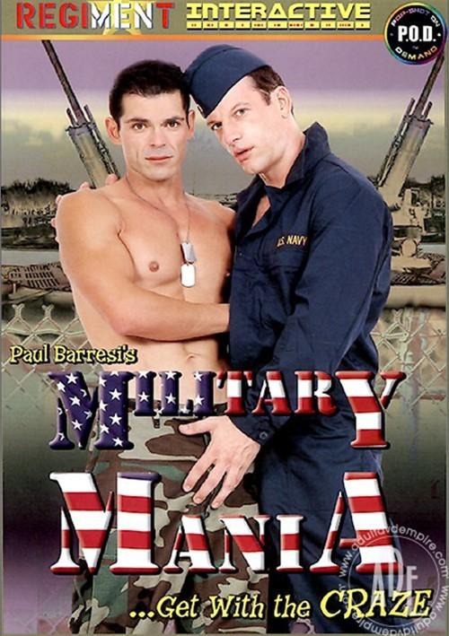 Military Mania Boxcover