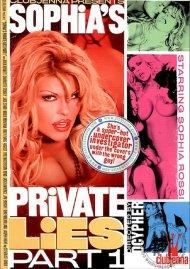 Sophia's Private Lies Porn Video