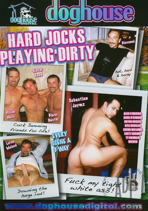 Hard Jocks Playing Dirty Boxcover