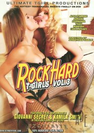 Rock Hard T-Girls Vol. 3 Porn Movie
