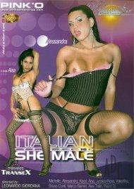 Italian She Male #16 Porn Video