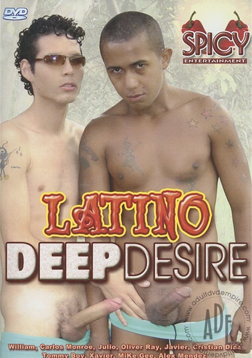 Latino Deep Desire Boxcover
