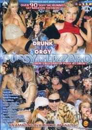 Drunk Sex Orgy: Pussy Blizzard Porn Video