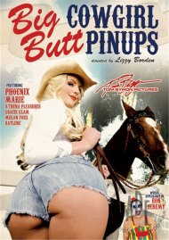 Big Butt Cowgirl Pinups Porn Video