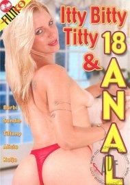 Itty Bitty Titty 18 & Anal image