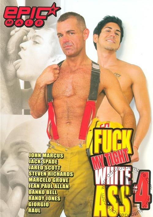 Fuck My Tight White Ass! 4 Boxcover