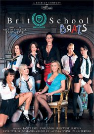 Brit School Brats Porn Video