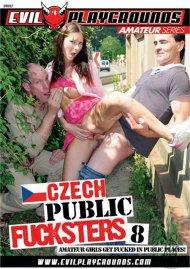 Czech Public Fucksters #8 Porn Video