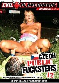 Czech Public Fucksters #12 Porn Video