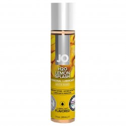 JO H2O Lemon Splash - 1oz Sex Toy