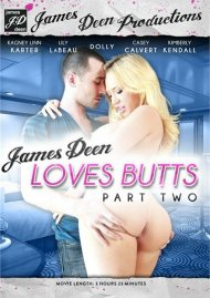 Buy James Deen Loves Butts Part Two