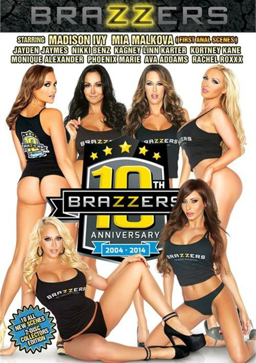 Brazzers 10th Anniversary 2004 - 2014