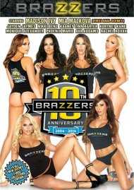 Brazzers 10th Anniversary 2004 - 2014 Porn Video