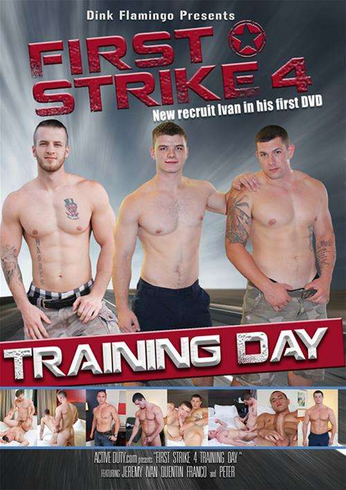 First Strike 4: Training Day Boxcover