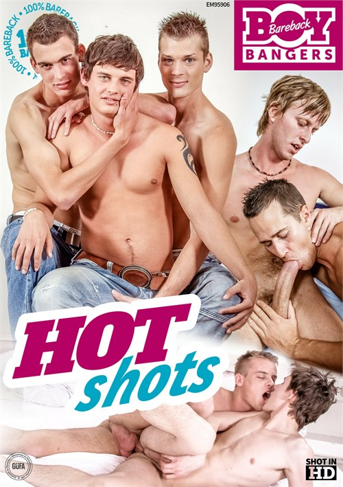 Hot Shots Boxcover