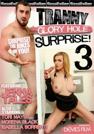 Tranny Glory Hole Surprise 3 image