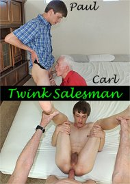 Twink Salesman Porn Video