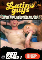Latino Guys DVD Combo 1 Boxcover