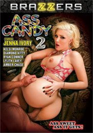 Ass Candy 2 porn DVD from Brazzers.