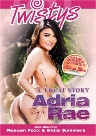 Treat Story, A: Adria Rae Porn Video