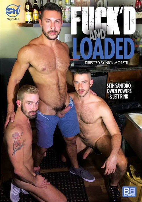 Fuckd and Loaded Cover Front