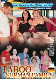 Taboo German Family Porn Video