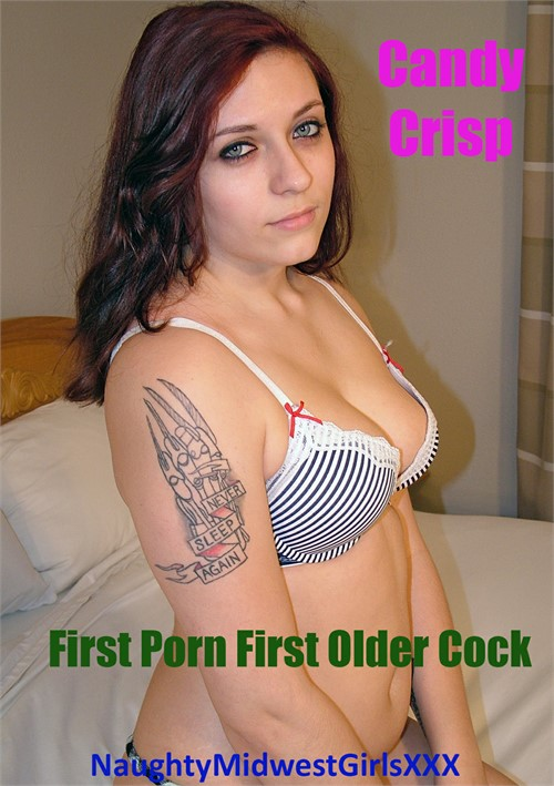 Candy Crisp First Porn First Older Cock