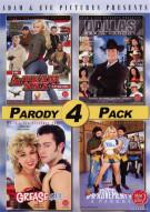 Parody 4 Pack Porn Movie