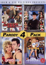 Parody 4 Pack Movie