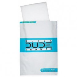 Dude Shower Wipes - 10 Pack Sex Toy