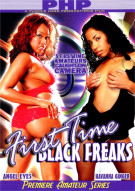 First Time Black Freaks Porn Video