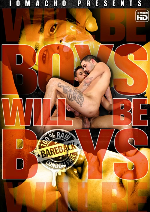 Boys Will Be Boys Boxcover