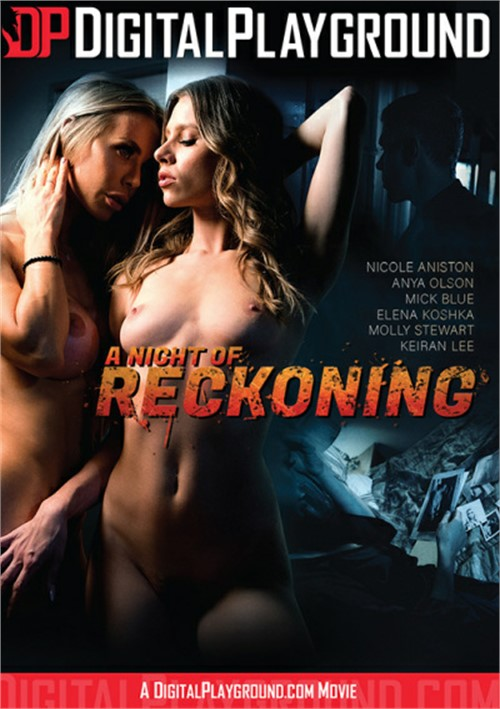 Night Of Reckoning, A Digital Playground 2019 Nicole Aniston