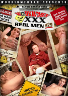 Real Men 29 Boxcover