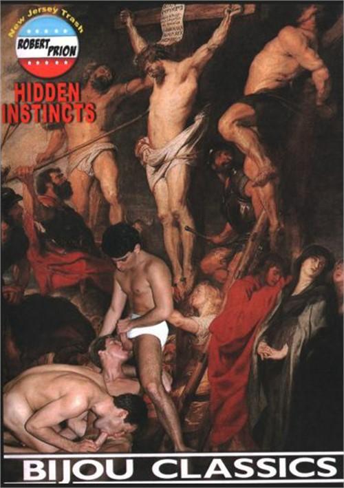Hidden Instincts Boxcover