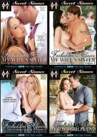 Forbidden Affairs 4 DVD Box Set
