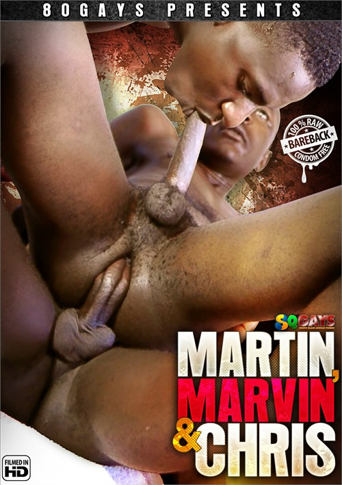 Martin, Marvin & Chris Boxcover