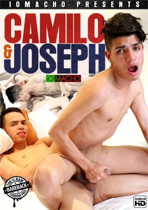Camilo & Joseph Boxcover