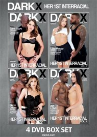 Her 1st Interracial 4-Pack image