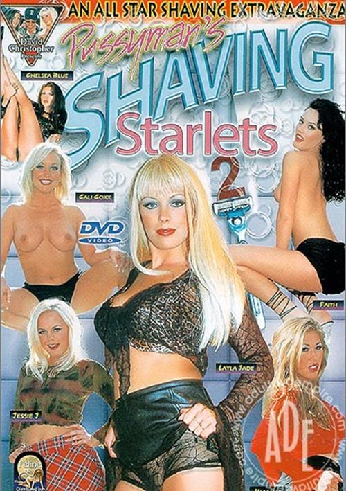 pussymans shaving starlets