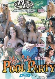 Afro-Centric Pool Party, The  Porn Video
