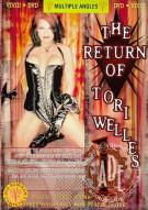 Return Of Tori Welles, The Porn Video