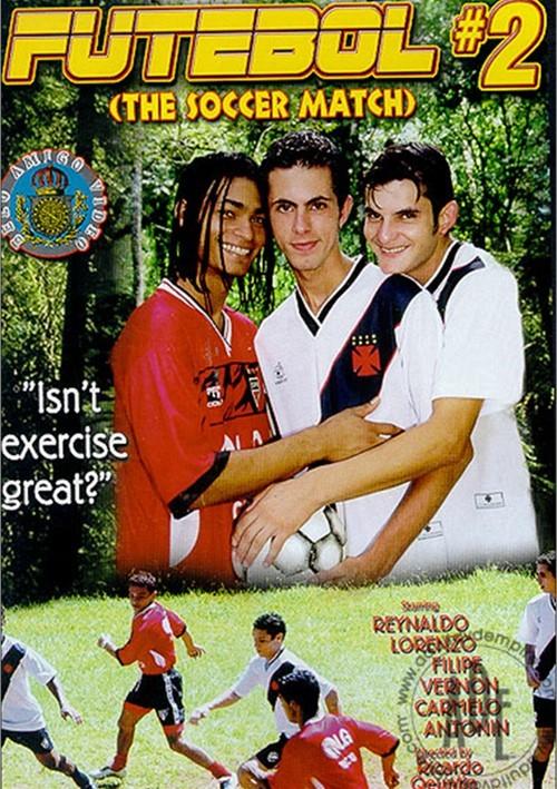 Futebol #2 Boxcover