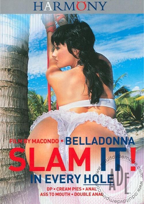 Consider, that belladonna anal orgy